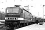 """LEW 18232 - DR""""243 009-8"""" 29.03.1985 - Erfurt, HauptbahnhofFrank Weimer"""