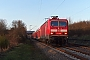 """LEW 18232 - DB Regio """"143 009"""" 12.01.2014 - DillingenErhard Pitzius"""