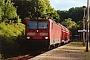 """LEW 18233 - DB Regio """"143 010-7"""" 02.06.2006 - Dresden-PlauenJens Böhmer"""