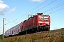"LEW 18233 - DB Regio ""143 010-7"" 10.06.2009 - Chemnitz-HilbersdorfFranz Grüttner"