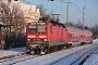 "LEW 18234 - DB Regio ""143 011-5"" 03.12.2010 - AngersdorfNils Hecklau"