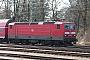 """LEW 18235 - DB Regio """"143 012-3"""" 05.03.2008 - DessauChristian Werwick"""