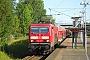 "LEW 18236 - DB Regio ""143 013-1"" 13.08.2011 - Rostock, MarieneheStefan Thies"