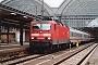 "LEW 18238 - DB Regio ""143 015-6"" 12.12.2005 - Dresden, HauptbahnhofJens Böhmer"