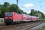 """LEW 18238 - DB Regio """"143 015-6"""" 19.08.2010 - Leipzig-TheklaMarco Völksch"""