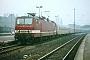 "LEW 18238 - DR ""243 015-5"" 07.03.1986 - Halle (Saale), HauptbahnhofStefan Kunath"