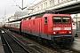 "LEW 18240 - DB Regio ""143 017-2"" 23.10.2008 - Nürnberg, HauptbahnhofWolfgang Kollorz"
