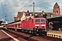 "LEW 18242 - DB Regio ""143 019-8"" 19.08.2005 - GießenJens Böhmer"