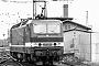 """LEW 18243 - DR""""243 020-5"""" 29.03.1985 - Erfurt, HauptbahnhofFrank Weimer"""