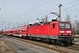 """LEW 18243 - DB Regio """"143 020-6"""" 12.03.2011 - Leipzig-TheklaMarco Völksch"""