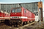"""LEW 18244 - DB Regio """"143 021-4"""" 13.02.2000 - Cottbus, BetriebswerkOliver Wadewitz"""