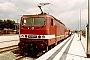"""LEW 18244 - DB Regio""""143 021-4"""" 09.08.2000 - LichtenfelsWolfram Wätzold"""