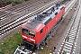 """LEW 18244 - DB Regio """"143 021"""" 16.11.2012 - Frankfurt (Main), Betriebswerk 1Robert Steckenreiter"""