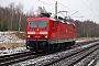 """LEW 18244 - DB Regio """"143 021"""" 26.11.2008 - BorneRudi Lautenbach"""