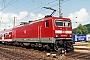 "LEW 18245 - DB Regio""143 022-2"" 16.08.2002 - TreuchtlingenMaik Watzlawik"