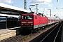 "LEW 18245 - DB Regio ""143 022-2"" 03.05.2008 - Nürnberg, HauptbahnhofJens Seidel"