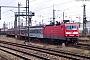 """LEW 18246 - DB Regio """"143 023-0"""" 06.04.2003 - München HauptbahnhofFrank Weimer"""