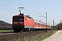 "LEW 18247 - DB Regio ""143 024-8"" 06.04.2010 - ForchheimWolfgang Kollorz"