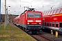 """LEW 18249 - DB Regio """"143 026-3"""" 13.11.2010 - Halle (Saale)-NietlebenMario Fliege"""