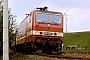"""LEW 18255 - DR """"243 032-0"""" 14.05.1987 - Lutherstadt WittenbergRudi Lautenbach"""