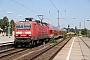 "LEW 18257 - DB Regio ""143 034-7"" 21.08.2015 - Magdeburg, HauptbahnhofLeo Stoffel"