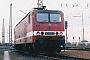 "LEW 18258 - DB AG ""143 035-4"" 27.11.1996 - Mannheim, RangierbahnhofWolfram Wätzold"