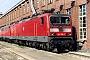"""LEW 18259 - DB Regio """"143 036-2"""" 20.09.2003 - Dessau, AusbesserungswerkOliver Wadewitz"""