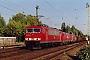 """LEW 18276 - Railion """"155 256-1"""" 19.09.2003 - Leipzig-TheklaOliver Wadewitz"""