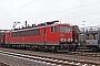 """LEW 18276 - Railion """"155 256-1"""" 17.03.2006 - Mainz-Bischofsheim, RangierbahnhofRobert Steckenreiter"""