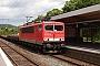"""LEW 18277 - DB Schenker """"155 257-9"""" 04.06.2009 - Bad PyrmontRobert Steckenreiter"""