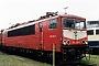 """LEW 18278 - DB AG """"155 258-7"""" 21.03.1999 - Leipzig-Engelsdorf, BetriebswerkOliver Wadewitz"""
