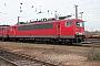 """LEW 18279 - Railion """"155 259-5"""" 28.11.2004 - Mannheim, RangierbahnhofErnst Lauer"""