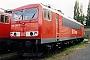 "LEW 18280 - DB Cargo ""155 260-3"" 07.08.1999 - Leipzig-Engelsdorf, BetriebswerkOliver Wadewitz"