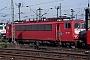 """LEW 18282 - DB AG """"155 262-9"""" 03.10.1997 - Mannheim, BetriebswerkErnst Lauer"""