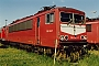 "LEW 18283 - DB Cargo ""155 263-7"" 10.07.1999 - Leipzig-Engelsdorf, BetriebswerkOliver Wadewitz"