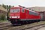 """LEW 18283 - Railion """"155 263-7"""" 15.05.2004 - Leipzig-Engelsdorf, BetriebswerkOliver Wadewitz"""