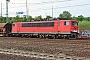 """LEW 18283 - DB Schenker """"155 263-7"""" 23.07.2010 - Hamburg-HarburgJens Vollertsen"""