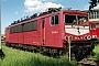 "LEW 18284 - DB Cargo ""155 264-5"" 14.05.2002 - Leipzig-Engelsdorf, BetriebswerkOliver Wadewitz"