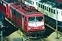 """LEW 18284 - DB AG """"155 264-5"""" 02.03.1997 - Mannheim, BetriebswerkErnst Lauer"""