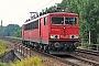 "LEW 18284 - DB Schenker ""155 264-5"" 25.07.2013 - Hamburg-MoorburgJens Vollertsen"