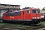 "LEW 18285 - DB Cargo ""155 265-2"" 25.06.2000 - Leipzig-Engelsdorf, BetriebswerkOliver Wadewitz"