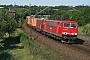 "LEW 18285 - Railion ""155 265-2"" 01.07.2008 - Fulda-LehnerzKostantin Koch"