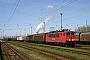 "LEW 18285 - Railion ""155 265-2"" 28.04.2006 - Rostock, Rangierbahnhof SeehafenPeter Wegner"