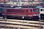 """LEW 18286 - DB AG """"155 266-0"""" 16.03.1997 - Mannheim, BetriebswerkErnst Lauer"""