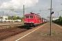 """LEW 18286 - Railion """"155 266-0"""" 23.08.2008 - Mannheim-WaldhofErnst Lauer"""