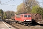 "LEW 18287 - DB Schenker ""155 267-8"" 03.03.2012 - Bochum-HammeIngmar Weidig"