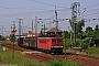 """LEW 18287 - DB Schenker """"155 267-8"""" 31.05.2011 - StralsundPaul Tabbert"""