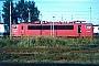 """LEW 18288 - DB AG """"155 268-6"""" 14.09.1997 - Mannheim, BetriebswerkErnst Lauer"""