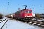 """LEW 18288 - Railion """"155 268-6"""" 09.01.2009 - BickenbachRalf Lauer"""