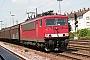 """LEW 18290 - Railion """"155 270-2"""" 11.07.2006 - SchwetzingenErnst Lauer"""